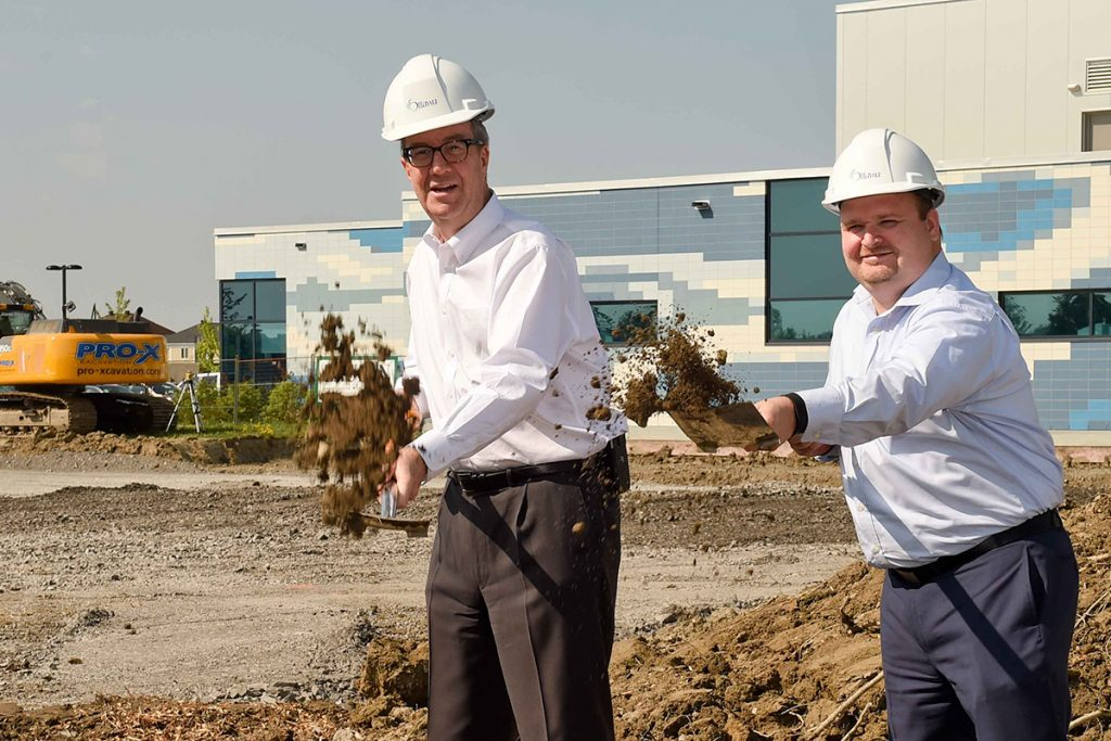 FDRC Expansion Groundbreaking