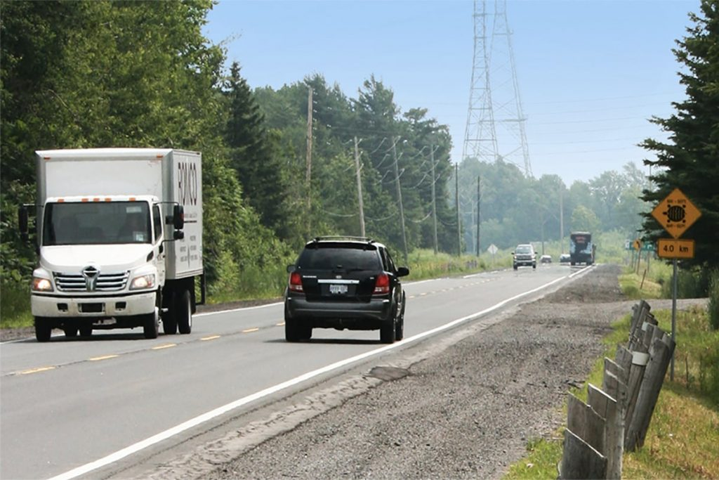 Blais secures improvements for HWY 174