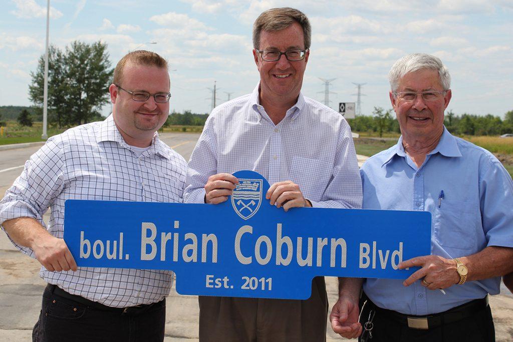 Brian Coburn Blvd