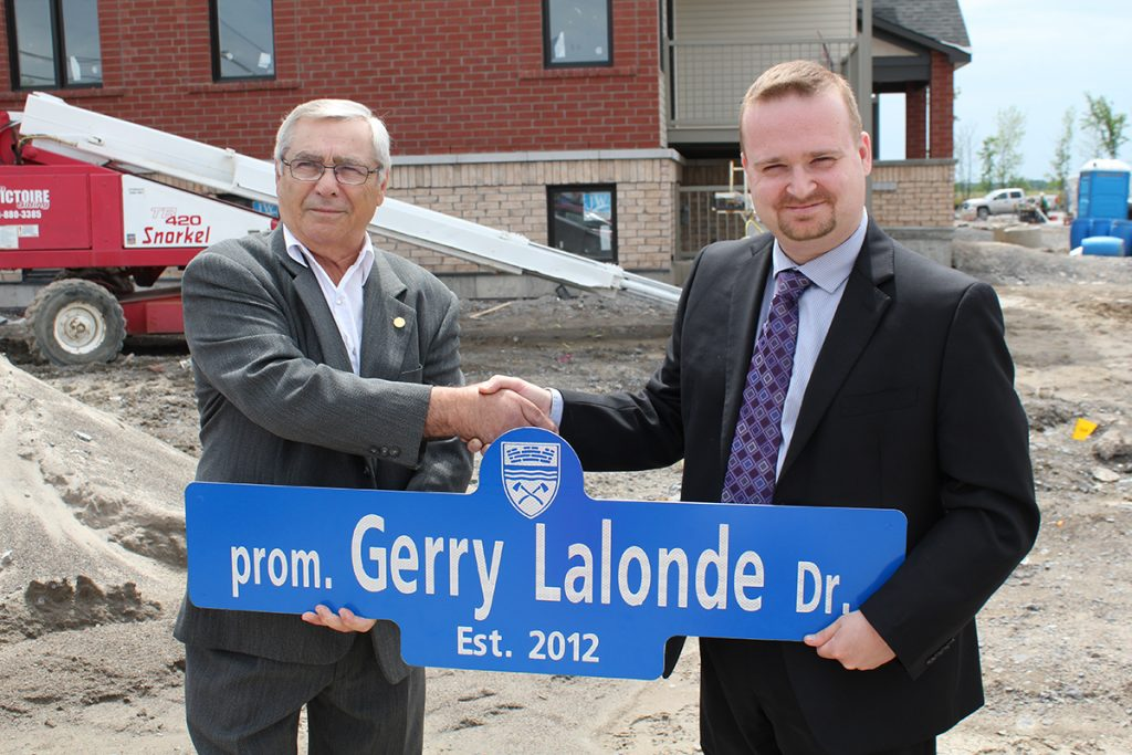 Gerry Lalonde Drive