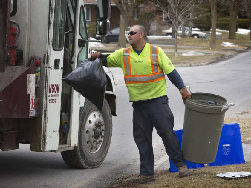 Garbage Collection in Ottawa