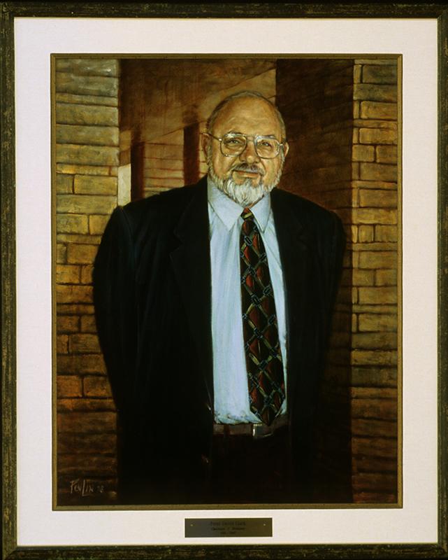 Peter Clark portrait