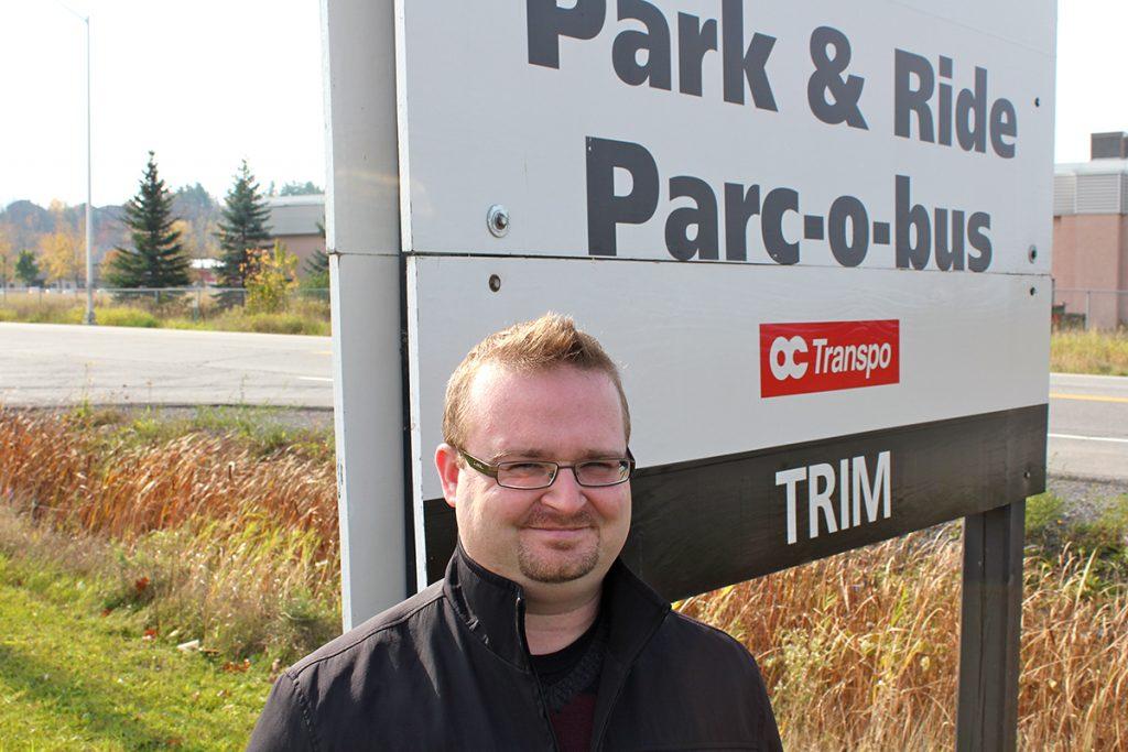 Trim Park & Ride